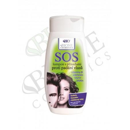 Bio Bione SOS Šampon proti padání vlasů  260ml