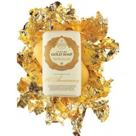 Zlaté mýdlo NESTI DANTE 250g
