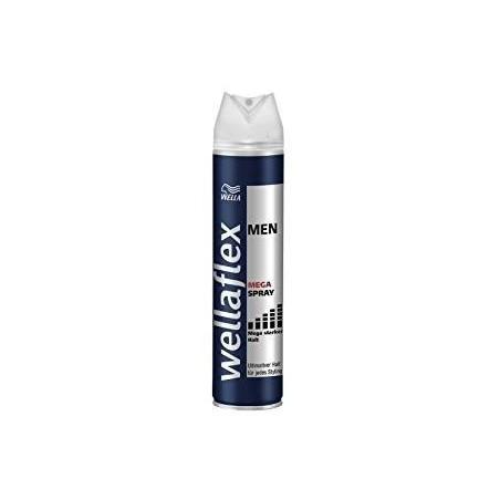 Lak na vlasy pro muže Wellaflex Men  250 ml
