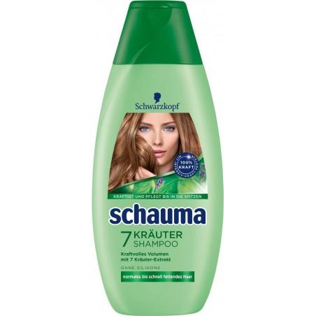 Schauma Šampón pro normální a rychle se mastící 400ml