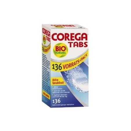 Corega BIO Tablety  136ks