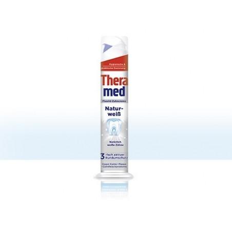 Theramed Natur-Weiss - Zubní pasta s bělícím účinkem 100ml
