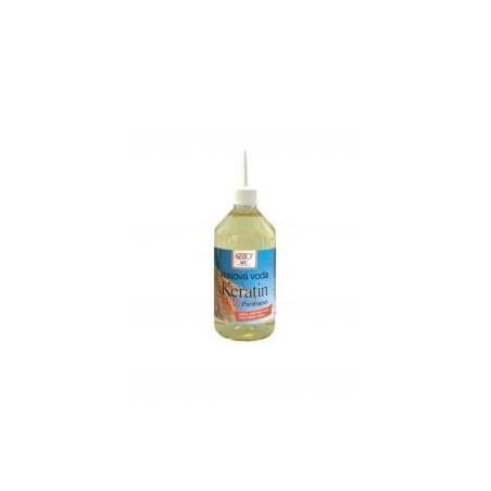 Vlasová voda KERATIN s olejem z obilných klíčků a panthenolem 220 ml