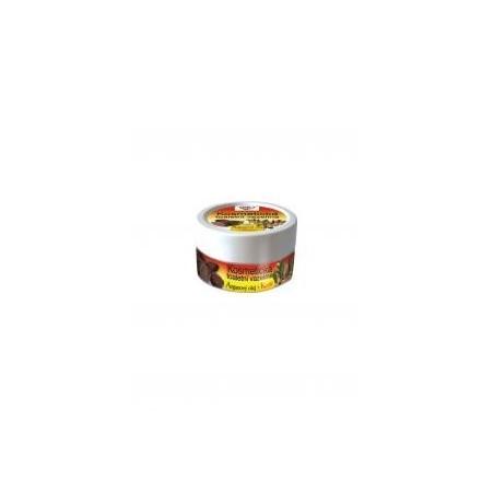Kosmetická toaletní vazelína ARGANOVÝ OLEJ + KARITÉ 150 ml