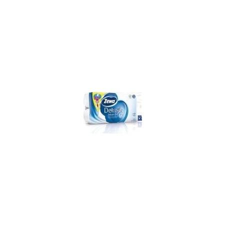 Zewa Deluxe 3vrstvý toaletní papír - 8 rolí