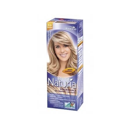 Joanna Naturia Blond - melír na vlasy super platinový blond