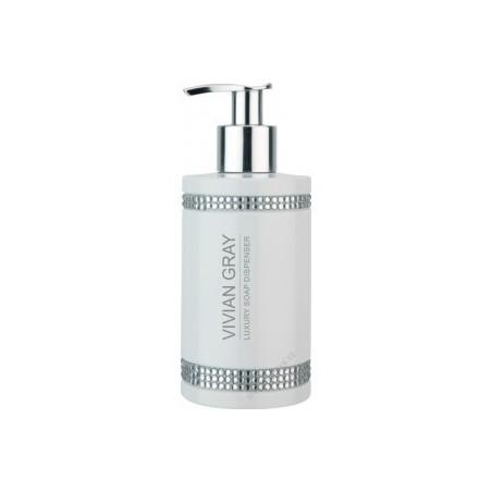 Luxusní tekuté mýdlo Vivian Gray WHITE, 250ml
