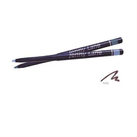 Jenny Lane Automatic tužka na oči - hnědá