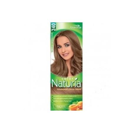 240 - Barva na vlasy NATURIA COLOR - CAPPUCCINO