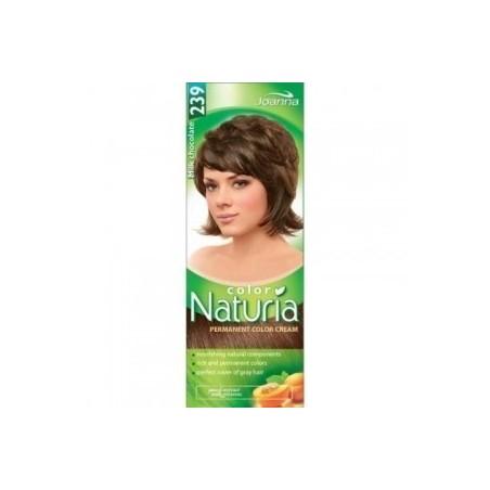 239 - Barva na vlasy NATURIA COLOR - MLÉČNÁ ČOKOLÁDA