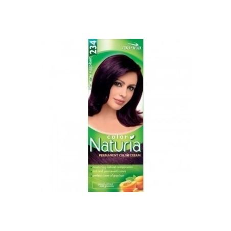 234 - Barva na vlasy NATURIA COLOR - BAKLAŽÁN