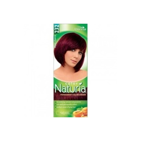 232 - Barva na vlasy NATURIA COLOR - VIŠEŇ