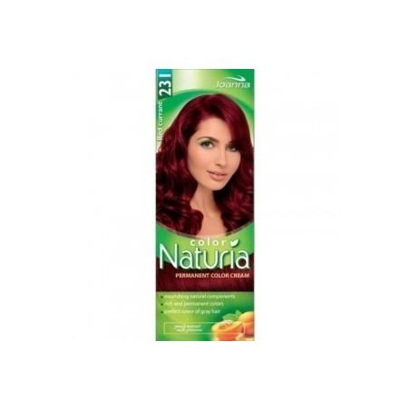 231 - Barva na vlasy NATURIA COLOR - ČERVENÝ RYBÍZ