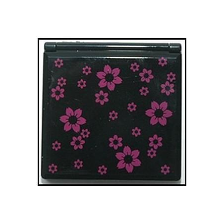 Kosmetické zrcátko květ