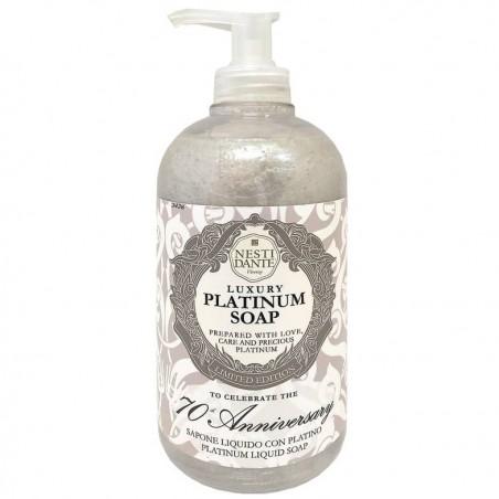 Platinum tekuté mýdlo NESTI DANTE 500ml
