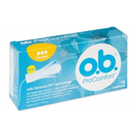 Tampony OB ProComfort 16 ks Normal