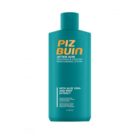 PIZ BUIN Soothing & Cooling Moisturising Lotion NEW