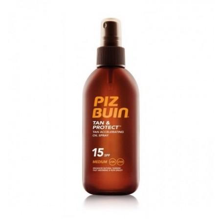 PIZ BUIN Transparent Sun Spray SPF 15
