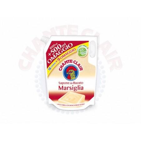 Chante Clair Tekuté mýdlo pro ruční praní - náplň MARSIGLIA