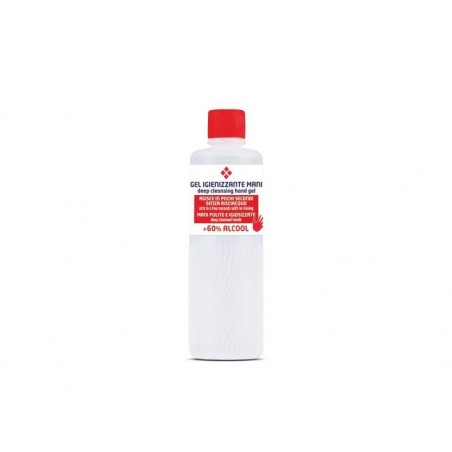 Hygienický antibakteriální gel Igienizzanta mani 125ml