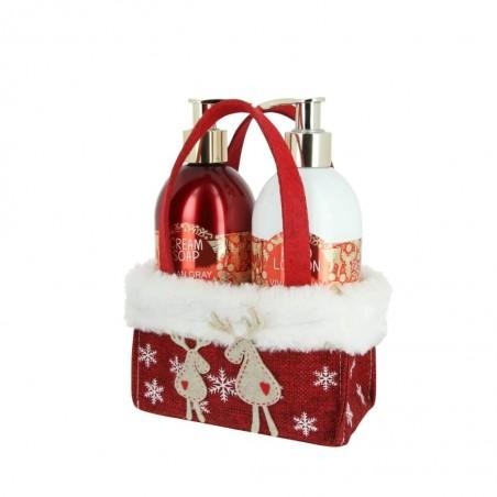 Vánoční dárková sada VIVIAN GRAY Red